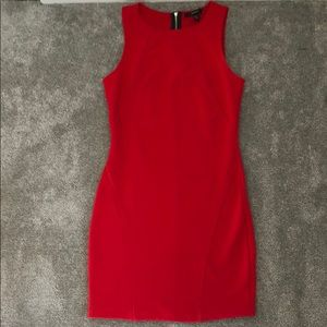 Forever 21 Red Mini Dress